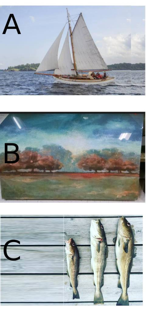 Poll: which image to paint on my coffee table